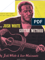 Josh White Guitar Method