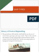2 Ship Types