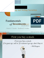CH.2 Buying and Selling Securities