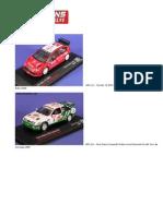 Coleccion Champions Francais de Rallye