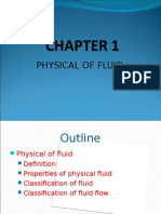 Physical of Fluid