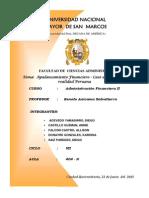 Apalancamiento Financiero- Grupo 8