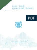2015 Fall Undergraduate