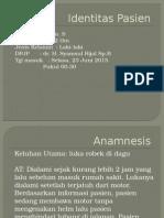 23 Juni 2015 TCR + V  Laseratum regio mentalis + m.v. ekskoriatum