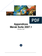 Install Appendices