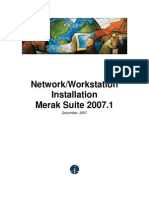 Network Install
