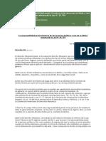 La Responsabilidad Penal Tributaria de Las Personas Jurídicas a Raíz de La Última Reforma de La Ley Nº 24.769