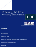 Cracking the Case2