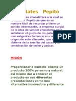 Chocolates Pepito Oooo
