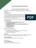 edu 710 project syllabus
