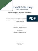 Formato y Estructura de Tesis de Pregado