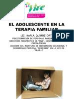 EL ADOLESCENTE EN LA TERAPIA FAMILIAR.pptx