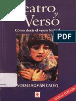 Teatro y Verso