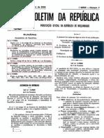 Boletin da Republica ( hiv lei)