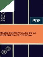 Bases Conceptuales de La Enfermeria Profesional
