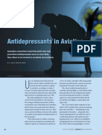 Antidepressants in Aviation