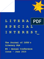 Listeracy Special Interest Annual Conference Issue#4 June2015