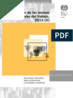 104 Reunion -Informe Comision Aplic Convenios y Recomend-3-2- Ratif y Activ Normativas