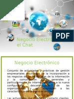 Negocio Electrónico y El Chat