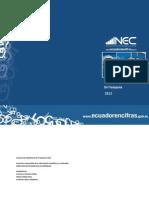 Anuario de Estad de Transporte 2013