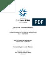 «JoseLuisFerreiro to Automatismo Eléctrico 2015.Doc»