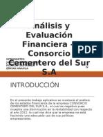 contabilidad gerencial - análisis y evaluación financiera