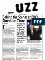 The Buzz Newsletter - 10th Feb 2010
