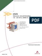 Areva=HVX_vacuum_AGS_12-24kv_2500a_40ka_Instalation_operating_Maintenance_manual_en