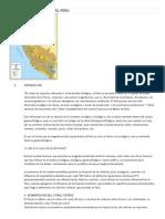 Geomorfologia Diversa Del Peru