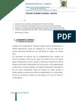 Informe de Laboratorio - Circuitos