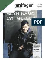 Mein Name ist Mensch - Ausgabe 11 2015