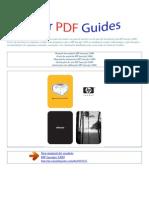 Manual Do Usuário HP Laserjet 2400 P