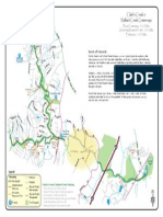 Clarks Creek and Mallard Creek Greenways Map-2