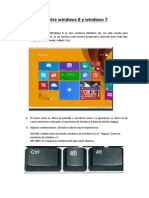 Diferencias Windows 8 y Windows 7