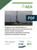 Studiu Fracturare Hidraulica UE