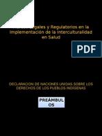 Normativas Salud Intercultural
