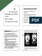 UERJ Roteiro de Antipsicóticos 2014