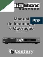 Manual Do Midiabox 7050 Century
