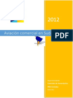 Aviación Comercial en Sudamerica