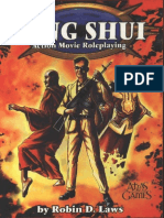 Feng Shui - Core Rules - Action Movie Roleplaying