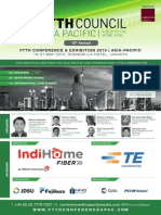FTTH Asia Pacific 2015 Brochure