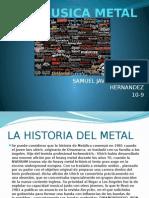 La Musica Metal