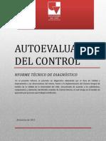 1. Informe Autoevaluación MECI - Ejecutivo