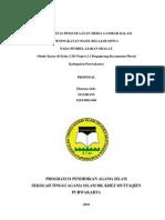 Proposal Skripsi - Efektfitas Pemanfaatan Media Gambar Pada Materi Shalat