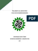 Reglamento Laboratorio FIM