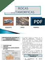 Rocas Metamorficas Regional