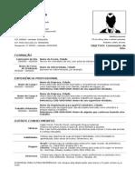 Portal Info Aviacao Modelo de Currículo Comissário 1