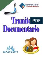Manual Tramite documentario