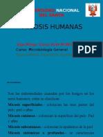 MICOSIS HUMANAS