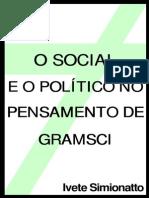 O Social E O Político No Pensamento de Gramsci